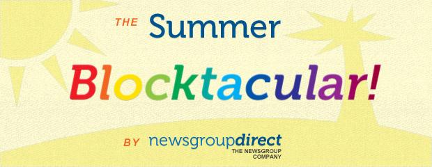 NewsgroupDirect Summer Blocktacular