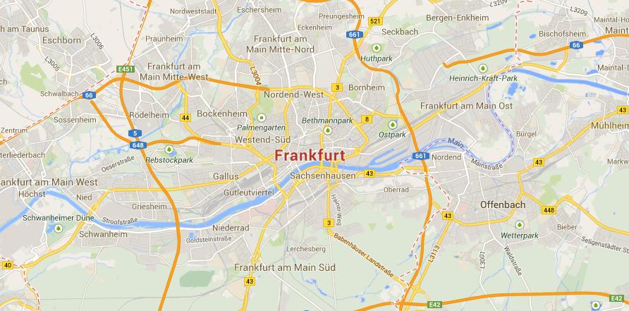 Frankfurt Usenet Server