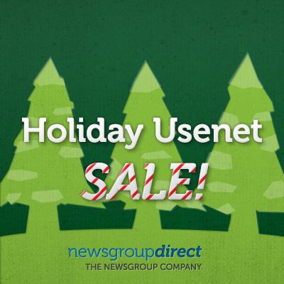 Holiday Usenet Sale 2013